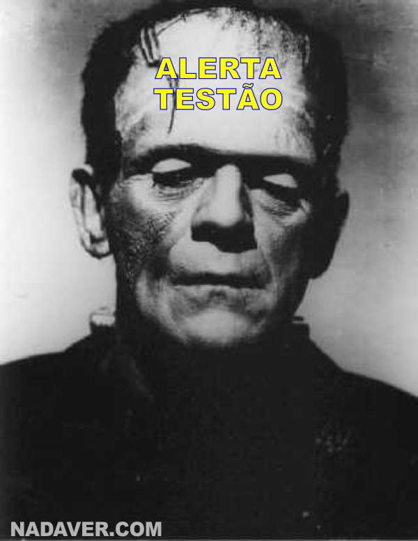 ALERTA TESTAO